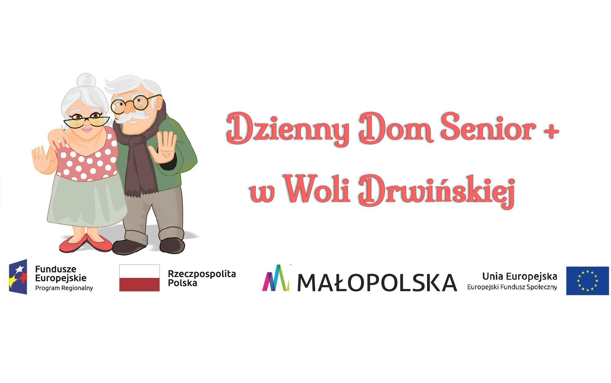 Dzienny Dom Senior + w Woli Drwińskiej